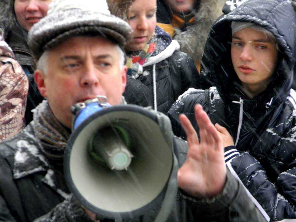 Майдан, 11 грудня 2013