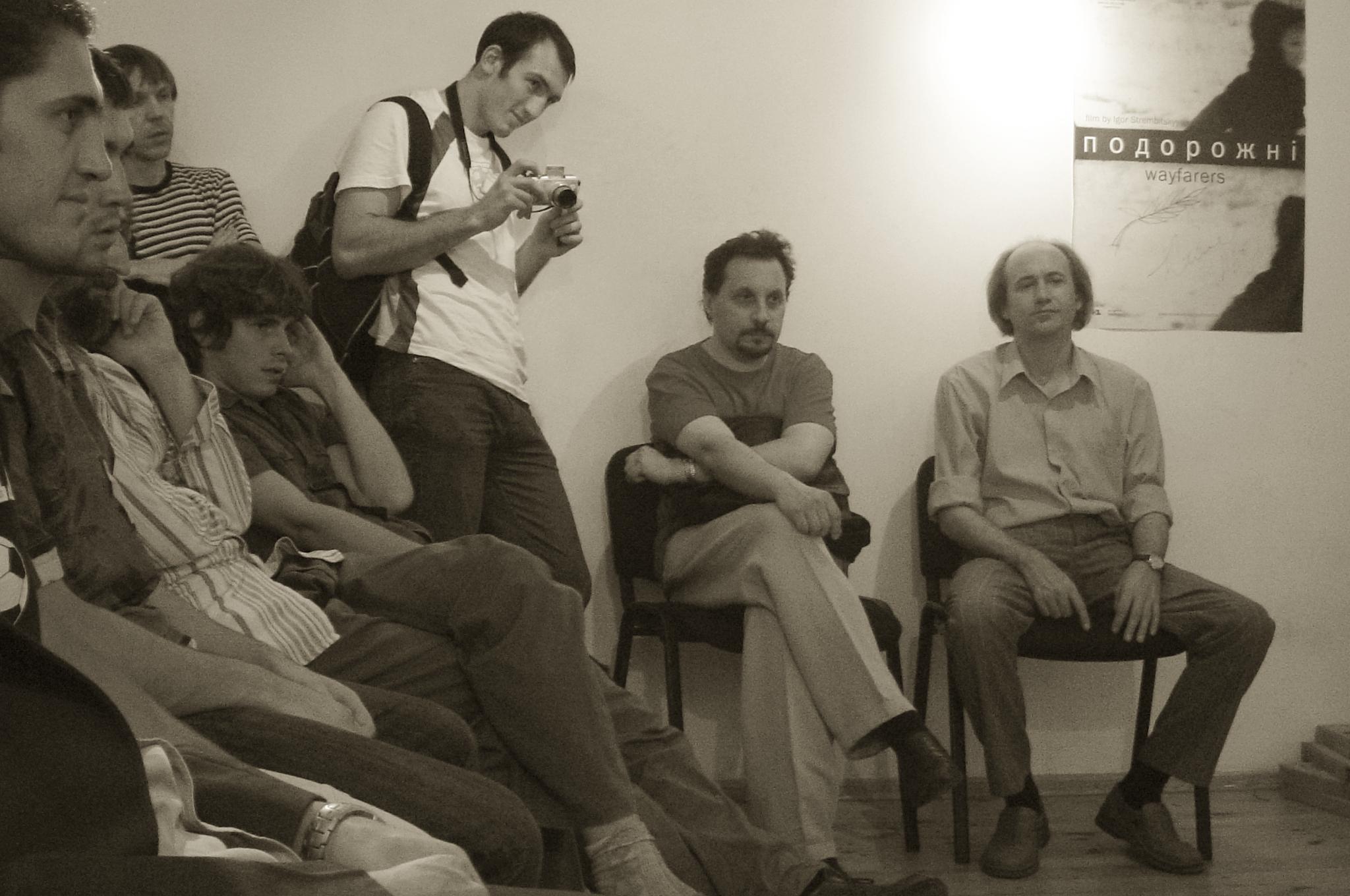 Кіноклуб 12 вересня 2005 2