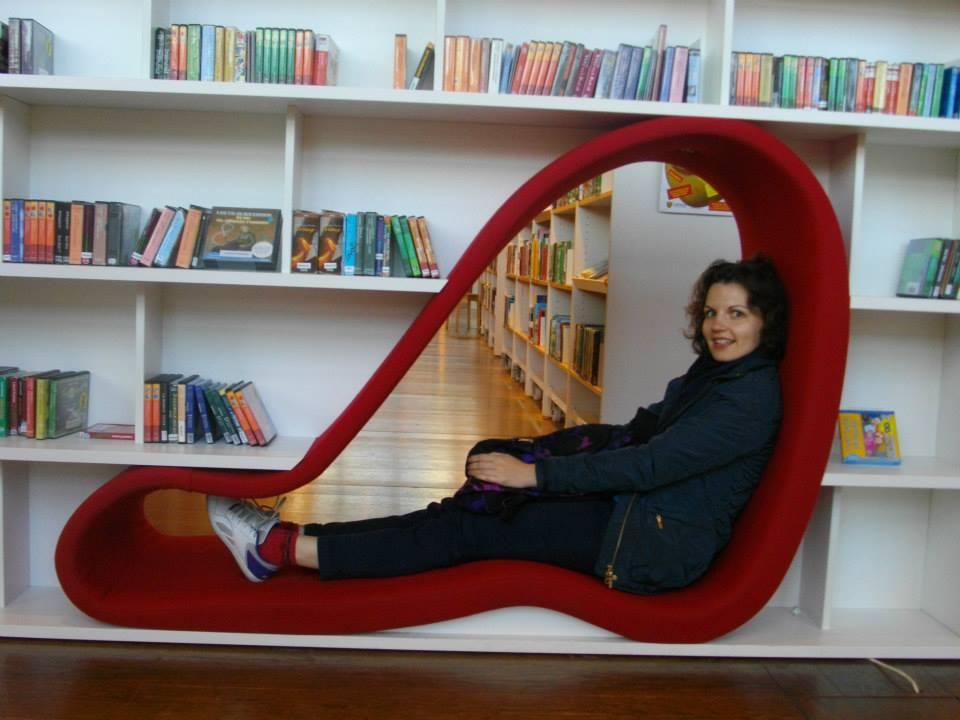 Бібліотека міста Лінчопінг (Швеція)